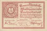 Austria, 20 Heller, FS 728