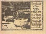 Austria, 20 Heller, FS 730I