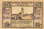 Austria, 50 Heller, FS 730I