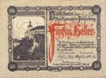 Austria, 50 Heller, FS 735I