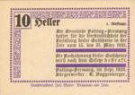 Austria, 10 Heller, FS 720a3