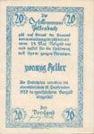 Austria, 20 Heller, FS 739a
