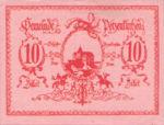 Austria, 10 Heller, FS 740a