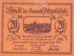 Austria, 20 Heller, FS 740a