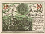 Austria, 20 Heller, FS 741Ia