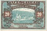 Austria, 20 Heller, FS 784a