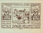 Austria, 20 Heller, FS 743a
