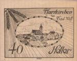 Austria, 40 Heller, FS 743a