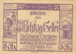 Austria, 80 Heller, FS 743b
