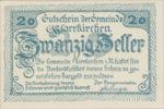 Austria, 20 Heller, FS 744Ia