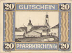 Austria, 20 Heller, FS 744IIb
