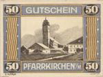 Austria, 50 Heller, FS 744IIb