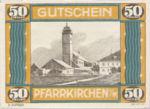 Austria, 50 Heller, FS 744IIc