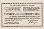 Austria, 10 Heller, FS 744IIIa