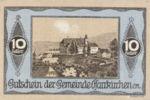 Austria, 10 Heller, FS 744IIIb