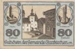Austria, 80 Heller, FS 744IIIb