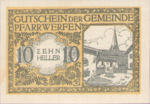 Austria, 10 Heller, FS 745b