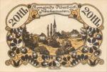 Austria, 20 Heller, FS 746a