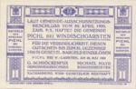 Austria, 40 Heller, FS 748Ia