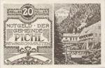 Austria, 20 Heller, FS 748Ig
