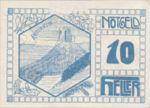 Austria, 10 Heller, FS 749