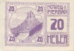Austria, 20 Heller, FS 749
