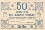 Austria, 50 Heller, FS 750