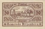 Austria, 50 Heller, FS 753