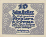 Austria, 10 Heller, FS 755IV