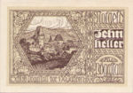 Austria, 10 Heller, FS 756IIb