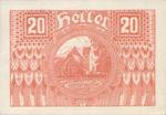 Austria, 20 Heller, FS 756IIb