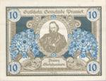 Austria, 10 Heller, FS 781b