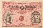 Austria, 20 Heller, FS 782a