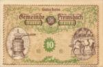 Austria, 10 Heller, FS 782a