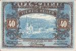 Austria, 40 Heller, FS 784a