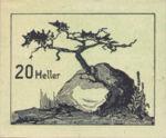 Austria, 20 Heller, FS 777d