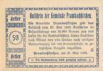 Austria, 50 Heller, FS 779a