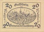 Austria, 20 Heller, FS 785a