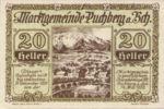 Austria, 20 Heller, FS 786b