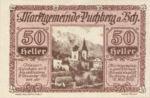 Austria, 50 Heller, FS 786b