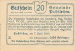 Austria, 20 Heller, FS 789