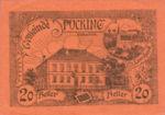 Austria, 20 Heller, FS 790a