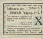 Austria, 10 Heller, FS 792Id