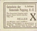 Austria, 10 Heller, FS 792IIa