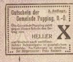 Austria, 10 Heller, FS 792IIe