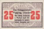 Austria, 25 Heller, FS 792IIe
