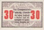 Austria, 30 Heller, FS 792IIe