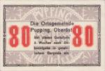 Austria, 80 Heller, FS 792IIe