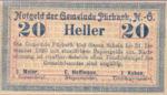 Austria, 20 Heller, FS 793I