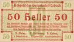 Austria, 50 Heller, FS 793I